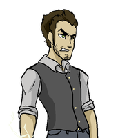 TP: Thane Sprite 3 by The-masked-ottsel