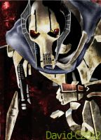General Grievous Digital by David-c2011
