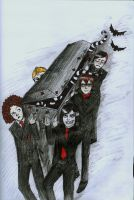 My Chemical Funeral by Mermolyke