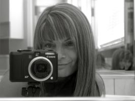 Canon G7 by Chantaly
