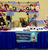 Zenkaikon Display 2014 by CeltysShadow