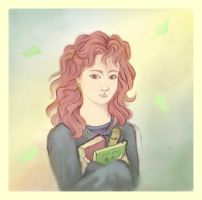 HP - Hermione Granger by Dormaris