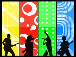 Party People Wall Pack by Evil-Slayer