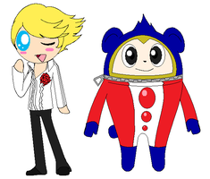 Teddie BMNC-Style by bloomacnchez