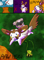 PMD Mission 1: Page 3 by Kitsumon