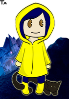Coraline by TynahC