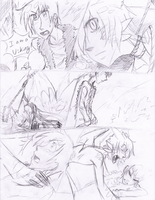 Human Toothless sketch-comic by APH-Canako