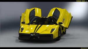 Enzo Xtreme yellow in studio2 by RJamp
