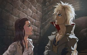 Labyrinth Anime by CheshFire
