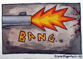 BANG by Fagertveit