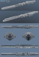 Carrier Concept-MK10 by GlennClovis