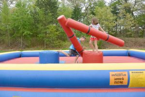 Medway Founder's Day Fun, Bouncy Jousting 9 by Miss-Tbones