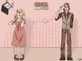 Criminal Minds - Phoneline by Chisako