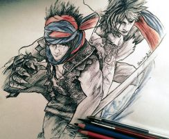 Prince of Persia by Musiriam