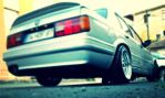 Devil Bmw E30 by srkn