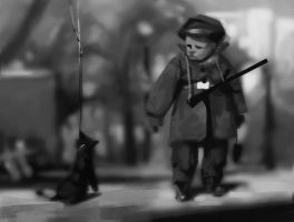 study after Sergey Kolesov by ales-kotnik