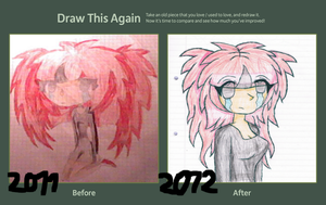 Draw This again MEME by McChipy