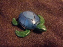 Clay Turtle Commission by Sara121089