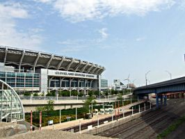 Cleveland Browns Stadium by carbyville