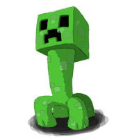 Creeper by Sean7700