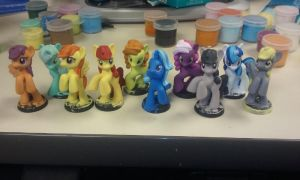 Blood Bowl Project 36 by PONYPAINTTHEPONY