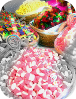 At The Candy Shop by laynaxKiSSEd