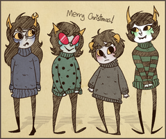 Merry Christmas by Wi-Fu