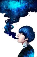 Blue Space by CAMURI2233