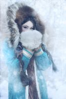Bundled up by girltripped