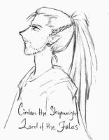 Cirdan the Shipwright by Tenshi-Androgynous