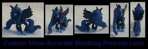 Princess Luna Blind Bag by Gryphyn-Bloodheart