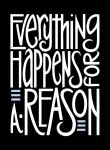 Everything Happens Black by mrana
