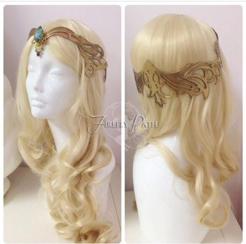 Original Zelda Crown by Firefly-Path