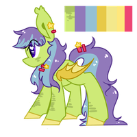 Batpony adopt #2 [CLOSED] by sharksicle