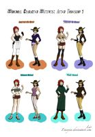 OP OC - World Outfits 3 by Evanyia