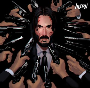 John Wick by MZ09
