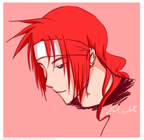 Red Red Zelos by Trinity630