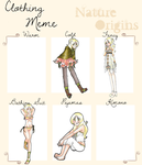 NO: Levia Clothes Meme (Incomplete) by Alibastar