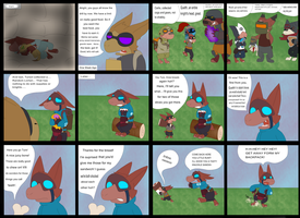 Tale Of Turexl Page 2 by MyuuTheMew