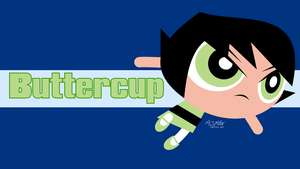 Buttercup 2014 Redesign by AJthePPGfan
