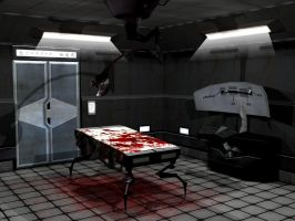 Operating Room by figbash