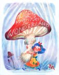 Alice's Adventures in Wonderland by ZLynn