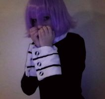 Crona: Please don't hurt me.. by ChiccaLawliet