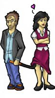 House, Cuddy and a Cane by themovieguru42