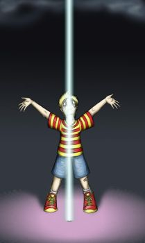 But not so  -MOTHER3SPOILERS- by zarla