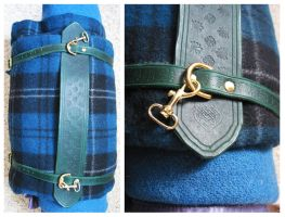 Bedroll Harness by Demara