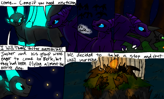 Finding Harmony Chapter Three: Page Forty-Three by Hoki-Lokison