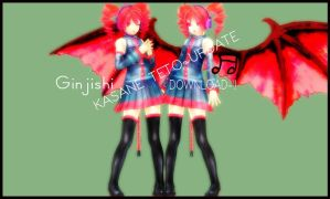 .:DL:.Teto Kasane Ginjishi UpDate by iinoone