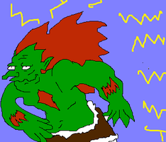 ITS BLANKA YEAH by holdypause