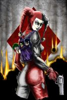 Harley Quin by tas1138